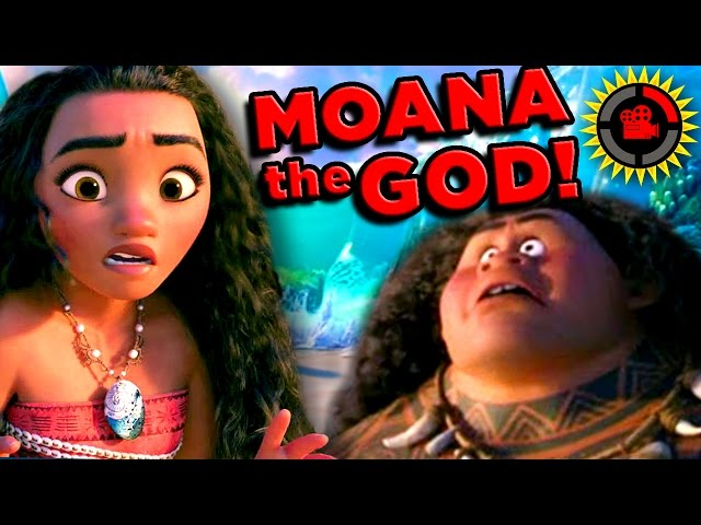 Film Theory: Disney Moanas SECRET Identity REVEALED! (Moana)