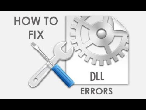 HOW TO FIX ALL DLL ERRORS/MISSING ISSUES ON WINDOWS 7/8/10/XP | TECH HUNTS | LEARNING TECH