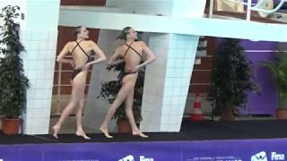 RUSSIA technical duet - 2018 French Open Montreuil