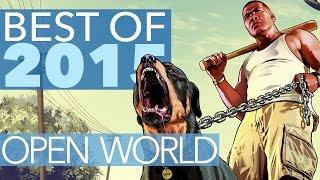 Best of 2015: Open World - Das sind die besten Open-World-Spiele des Jahres