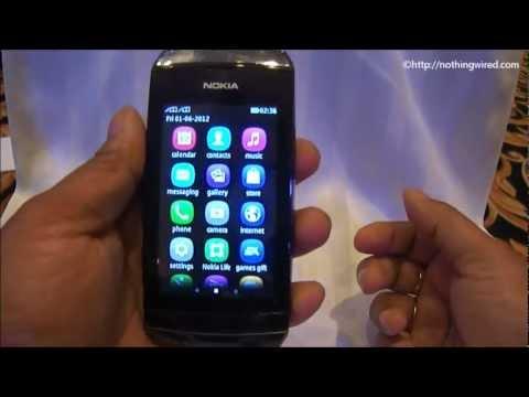 Nokia Asha 305 Preview: Initial Impressions