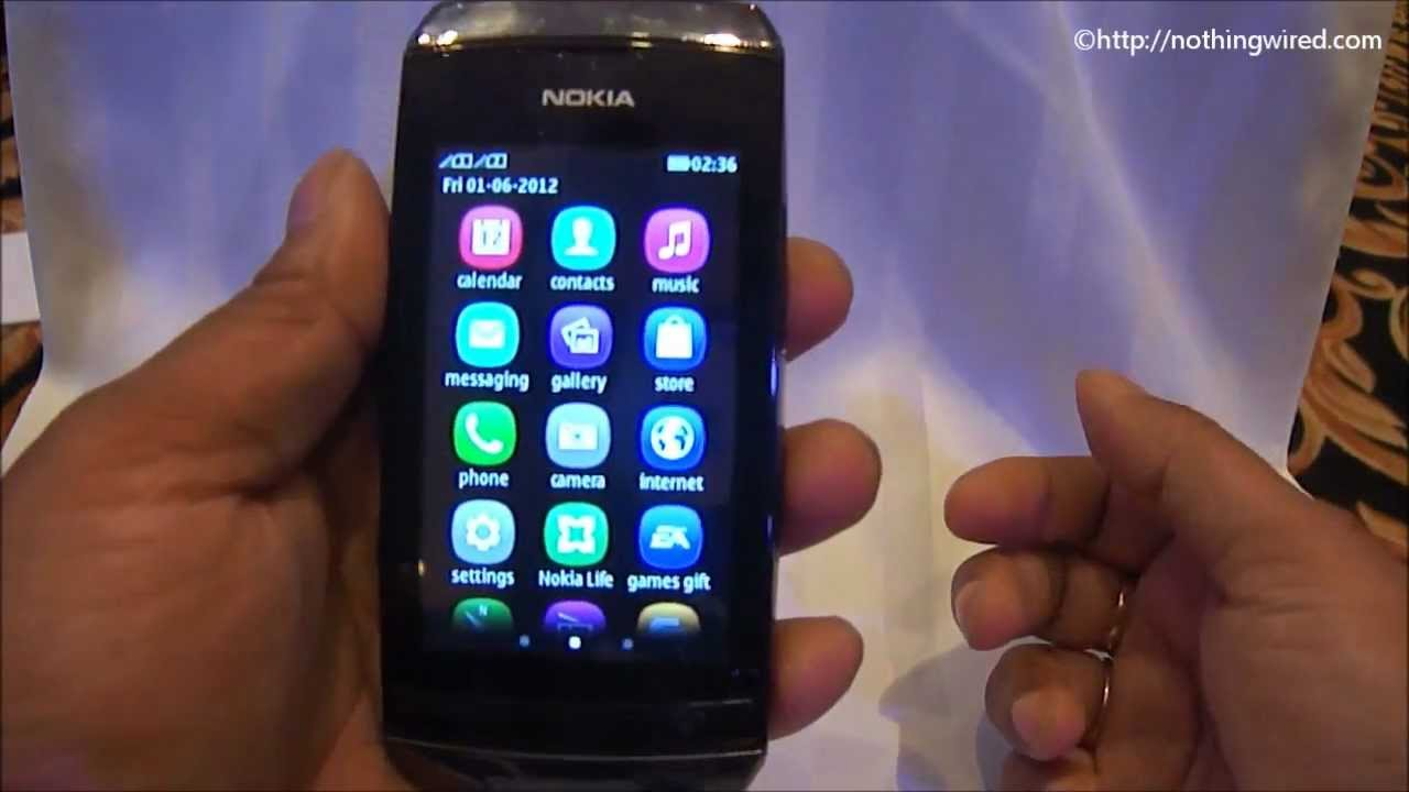 Nokia asha 305 preview initial impressions youtube youtube premium ccuart Image collections