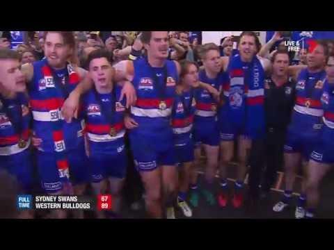 Western Bulldogs Sing Club Song