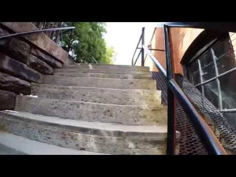 THE EXORCIST Stairs and House in Georgetown, Washington DC - A Quick Tour in 4K