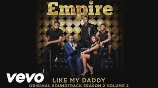 Empire Cast Ft Jussie Smollett - Like My Daddy Cover