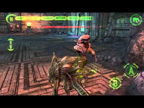 AVP: Evolution - Berserker Predator vs  Predalien
