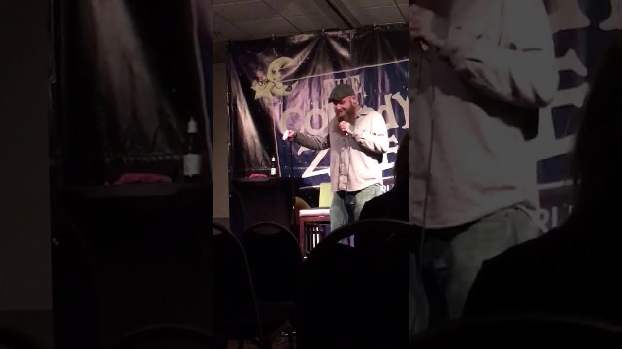 Shaun Murphy The Comedy Zone