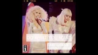 Baixar Lady Gaga - Do What You Want ft. Christina Aguilera (Studio Version)