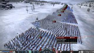 Napoleon Total War Biggest Ottoman Empire Army!