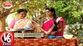 How To Prepare Pesarla Gudalu | Telangana Food Recipes | Telangana Shaakam | V6 News