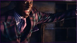 "American Gods Ep2 - Anansi speech ""Let the motherf*ckers burn!"""