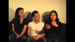 Norman Yeung, Cara Gee & Janet Lo: A Discussion...Being a Minority Actor