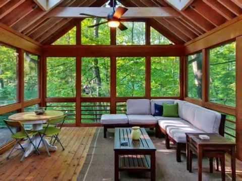 Designing A Sunroom Design Ideas - YouTube