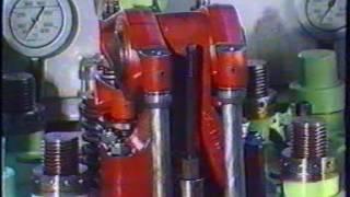 WARTSILA 4-STROKE ENGINE COMPLETE OVERHAULING