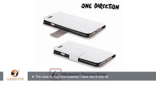 Official One Direction 1D Couch Harry Made In The A.m. Leather Book Wallet Case Cover For Apple