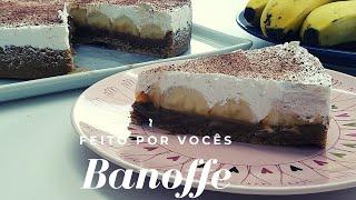 Receita de Banoffe