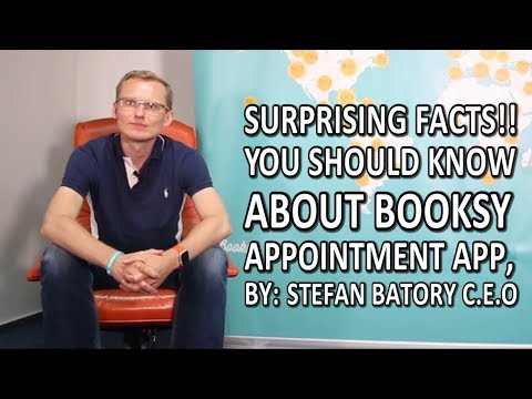 Booksy: Surprising Facts, You Should Know About This App