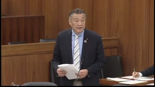 井上英孝(日本維新の会)国土交通委員会質疑 2019.3.13