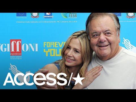 Mira Sorvino Praises Protective Dad Paul Sorvino In Heartfelt Tweet | Access