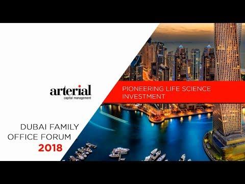 Arterial Capital Management -  Dubai Family Forum 2018