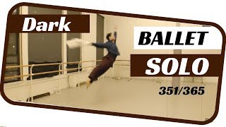 Male ballet solo- dancing everyday ballets- ballet 351