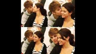 A day without you is like a year without rain - Selena Gomez and Justin Bieber