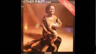 Esther Phillips - I Can Stand A Little Rain