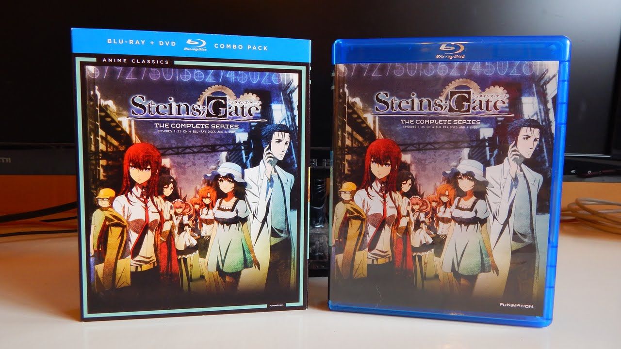 steins gate funimation