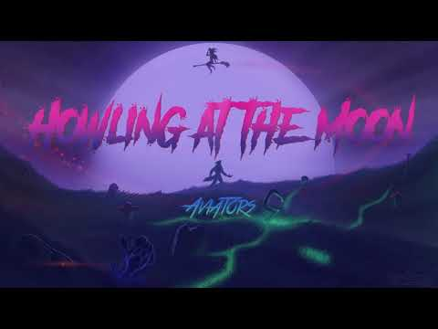 Aviators - Howling at the Moon (Halloween Song | Synthpop)