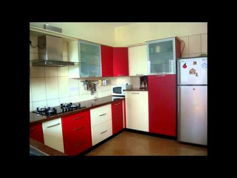 small dirty kitchen interior design - youtube
