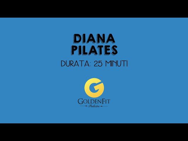Pilates Con Diana, Lezione 2