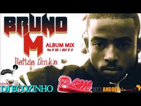 Bruno M - Batida Unika (2008) Album Mix 2017 - Eco Live Mix Com Dj Ecozinho