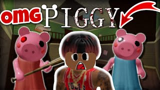 PIGGY IS COMING AFTER ME! HELP! |ROBLOX LIVESTREAM