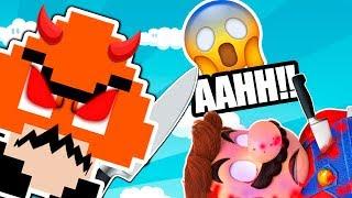 EL GOOMBA ASESINO | Super Mario Maker 2