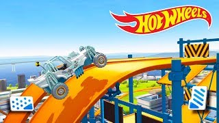 Hot Wheels: Race Off - Daily Race Off And Supercharge Challenge #58 | Android Gameplay | Droidnation