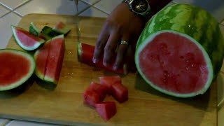 Easy, Tasty, Watermelon Margarita