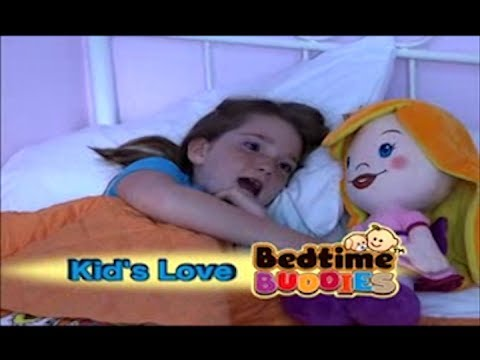 Bedtime Buddies As Seen On TV Commercial Bed Time Buddies As Seen On TV Story Reading Doll