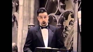 Jason Robinette - Carmina Burana - Ego sum abbas