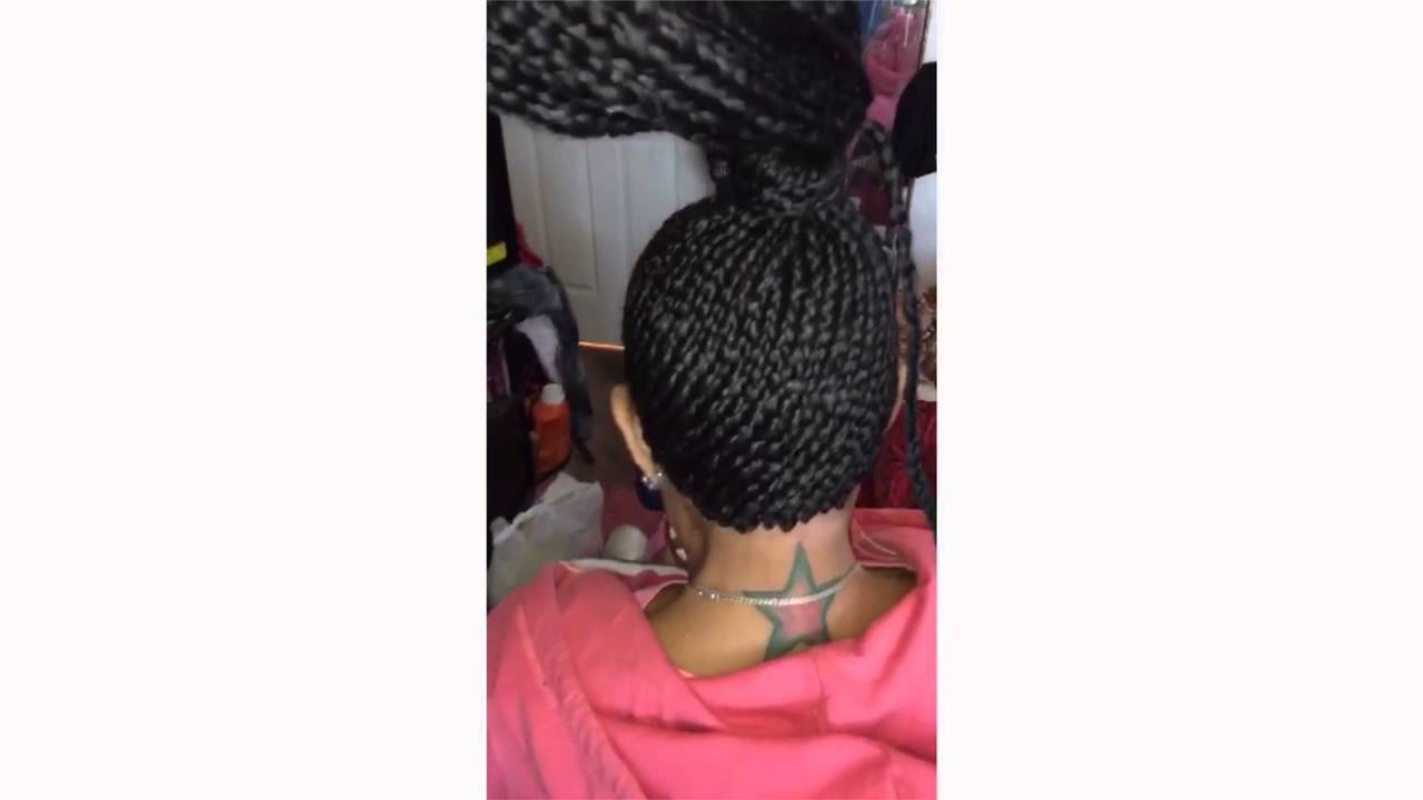Cute An Simple Quick Weave Braids