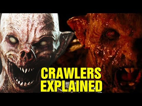 WHAT ARE THE CREATURES IN THE DESCENT? CRAWLERS EXPLAINED