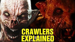 WHAT ARE THE CREATURES IN THE DESCENT MOVIE? CRAWLERS EXPLAINED thumbnail