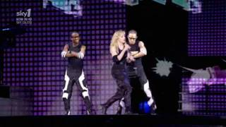Madonna - Give It 2 Me (Sticky & Sweet Tour in Buenos Aires)