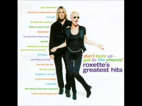 Roxette - Almost Unreal (lyrics) mp3