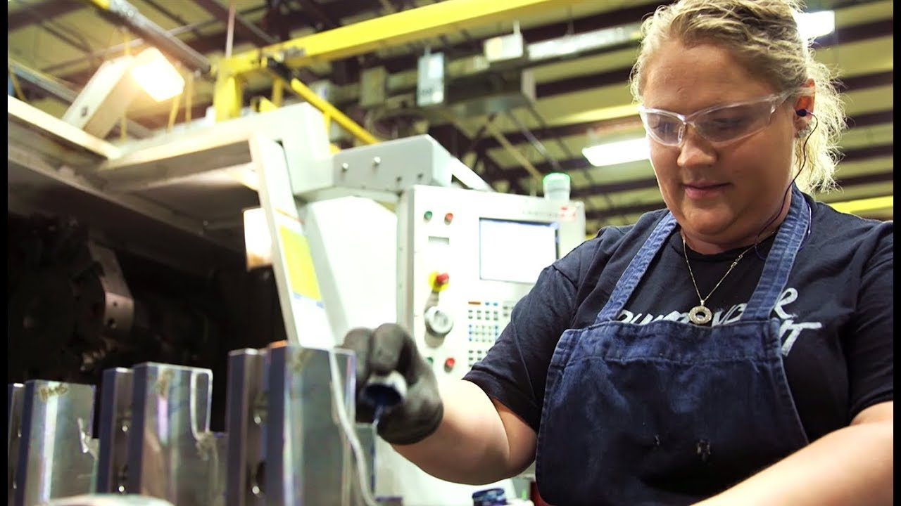Tuthill Machine Operators   The Heart Of Manufacturing