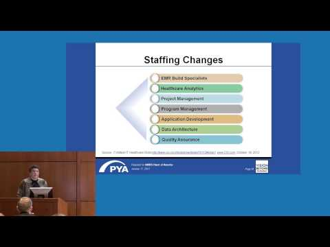 Stage 2 Meaningful Use From a Functional & Operational Standpoint -- Linda ClenDening