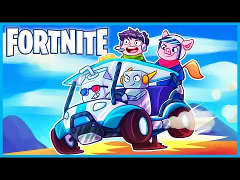 THIS is Why You *NEVER* FULL SEND IT in Fortnite: Battle Royale! (Fortnite Funny Moments & Fails)