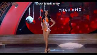 Miss universe 2012 - Thailand Preliminary Competition (Full)