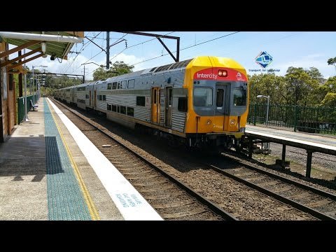 Transport for NSW Vlog No.407 Cowan pt 2