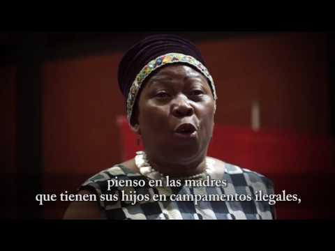 Gcina Mhlophe (Suráfrica). Festival Internacional de Poesía de Medellín