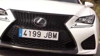 Prueba Lexus RC F 5.0 V8 - ActualidadMotor